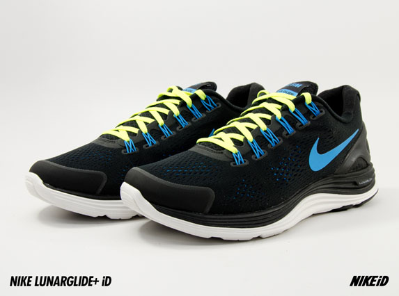 LunarGlide 4 iD