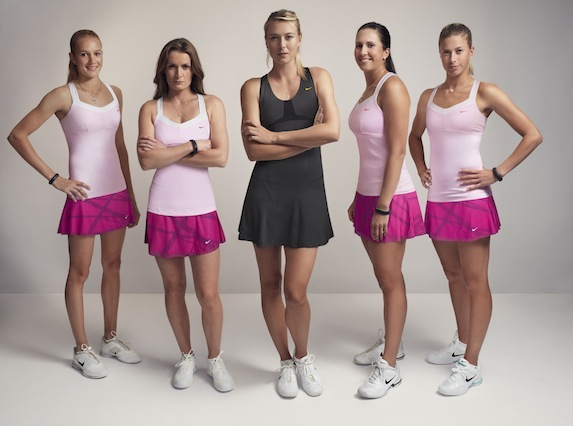 Maria Sharapova collection