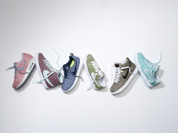 NIKEiD Liberty Collection