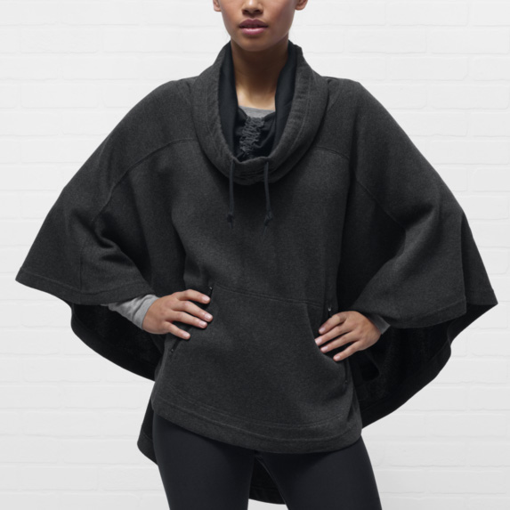 Nike EXO Poncho front