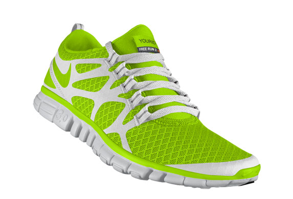 Nike Free Run 2 iD Shoe