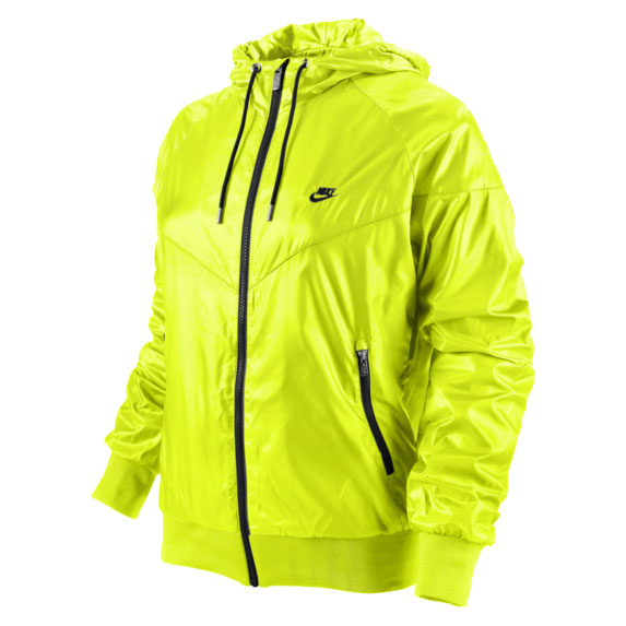 Nike Windrunner Women's Jacket Volt Black