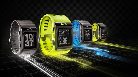 Nike+ SportWatch GPS by TomTom